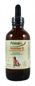 PRIMALIX NUMBER 2 FOR DIARRHEA IN DOGS AND CATS