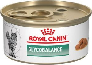 Royal Canin Veterinary Diet Glycobalance Morsels In Gravy Canned Cat Food