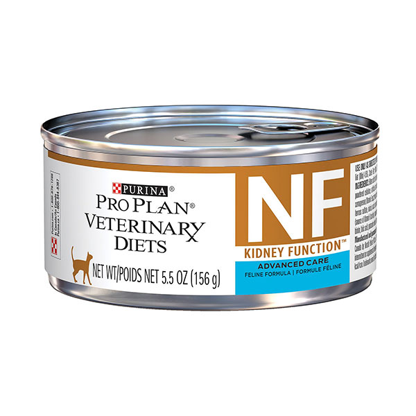 Purina Pro Plan Veterinary Diets NF Kidney Function Advanced Care Formula Canned Cat Food