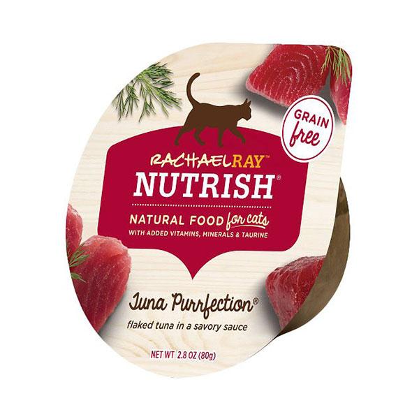 Rachael Ray Nutrish Tuna Purrfection Natural Grain-Free Wet Cat Food
