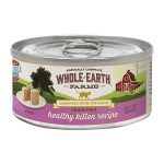 Whole Earth Farms Grain-Free Real Healthy Kitten Recipe Canned Cat Food