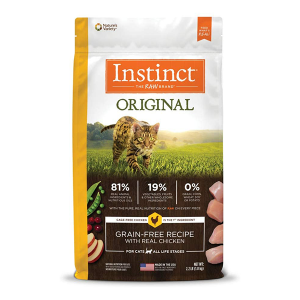 Instinct Ultimate Protein Grain-Free Pate Real Chicken Recipe Wet Canned Cat Food