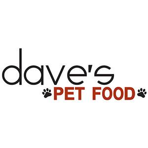 Dave's Cat Food logo