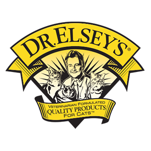 Dr. Elsey's Cat Food logo